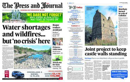The Press and Journal Moray – July 06, 2018