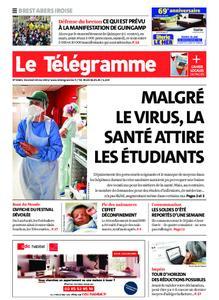 Le Télégramme Brest Abers Iroise – 28 mai 2021