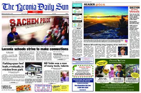 The Laconia Daily Sun – January 11, 2019