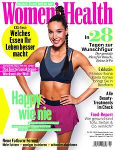 Women's Health – Dezember 2018