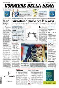 Corriere della Sera - 18 Agosto 2018