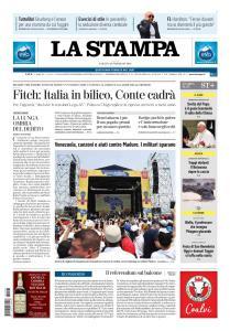 La Stampa Imperia e Sanremo - 23 Febbraio 2019