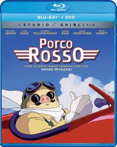 Porco Rosso / Kurenai no buta (1992)