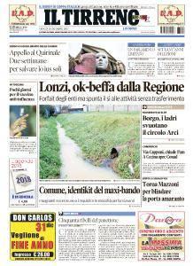 Il Tirreno Livorno - 28 Dicembre 2017