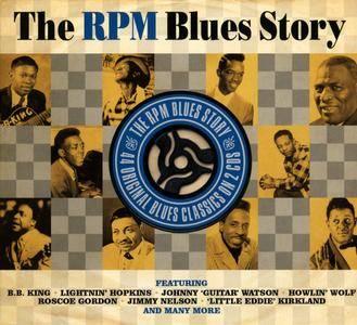 VA - The RPM Blues Story (2014) 2CDs