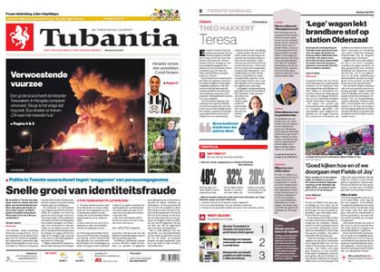 Tubantia - Enschede – 09 juli 2019