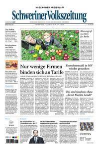 Schweriner Volkszeitung Hagenower Kreisblatt - 18. Januar 2018