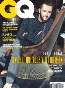 GQ France - décembre 2020