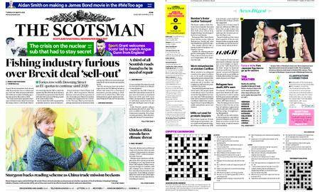 The Scotsman – March 20, 2018