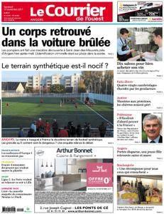Le Courrier de l'Ouest Angers - 17 novembre 2017