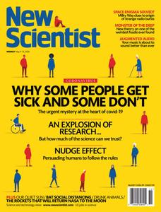New Scientist - May 09, 2020