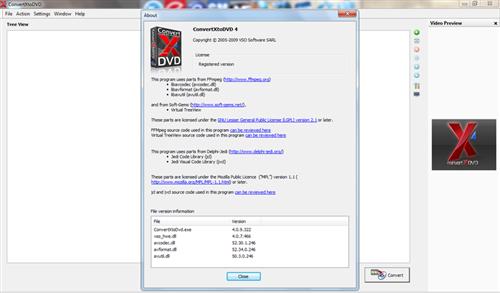 VSO ConvertXtoDVD 4.0.9.322