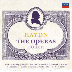 Antal Dorati - Haydn: The Operas (2009) (20 CD Box Set)