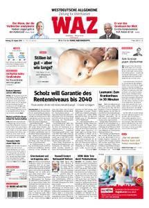 WAZ Westdeutsche Allgemeine Zeitung Oberhausen-Sterkrade - 20. August 2018