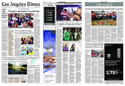 Los Angeles Times – November 06, 2018