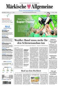 Neue Oranienburger Zeitung - 11. Juli 2019