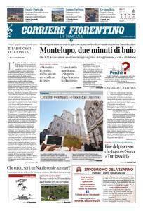 Corriere Fiorentino La Toscana - 18 Ottobre 2017