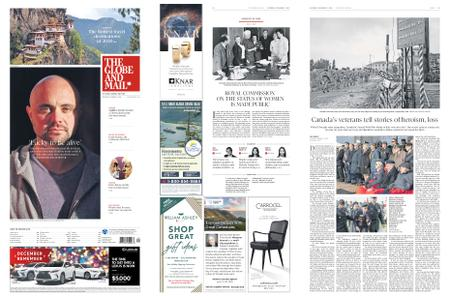 The Globe and Mail – December 07, 2019