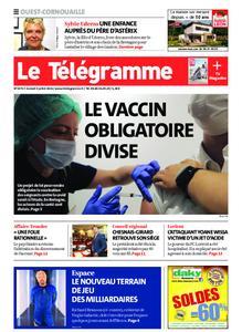Le Télégramme Ouest Cornouaille – 03 juillet 2021