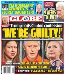 Globe - January 29, 2018