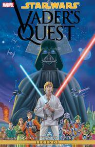 Star Wars - Vaders Quest 1999 2015 Marvel Edition digital TPB