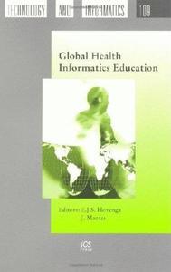 Global Health Informatics Education (Studies in Health Technology and Informatics)