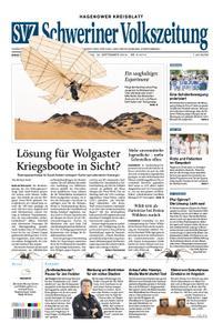 Schweriner Volkszeitung Hagenower Kreisblatt - 19. September 2019