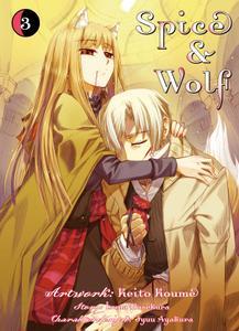 Spice & Wolf v03 2011 GER Digital danke