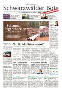 Schwarzwälder Bote Hechingen - 15. Januar 2019