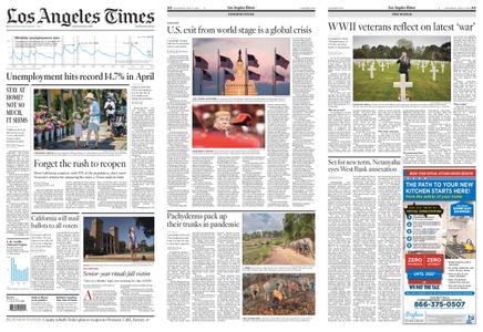 Los Angeles Times – May 09, 2020