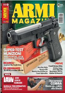 Armi Magazine - Novembre 2019