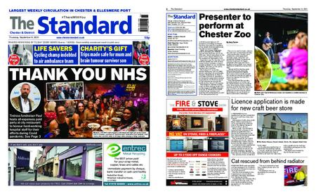 The Standard Chester & District – September 09, 2021