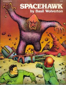 Spacehawk by Basil Wolverton (Archival Press)