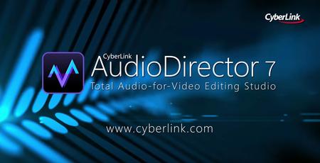 CyberLink AudioDirector 7.0.7320.0 (x64) Multilingual Portable