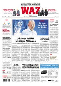 WAZ Westdeutsche Allgemeine Zeitung Oberhausen-Sterkrade - 27. Februar 2019