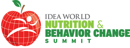 IDEA World Nutrition and Behavior Change Summit - The Better, Not Perfect, Nutrition Plan