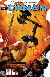 Conan 045 Marvel 2007 Digital Shadowcat