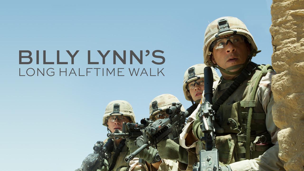 Billy Lynn's Long Halftime Walk (2016)