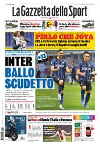 La Gazzetta dello Sport Cagliari - 8 Aprile 2021