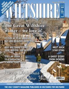 Wiltshire Life - January 2017