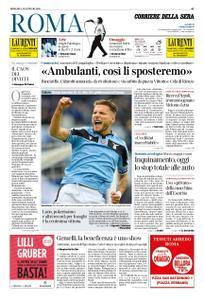 Corriere della Sera Roma – 19 gennaio 2020