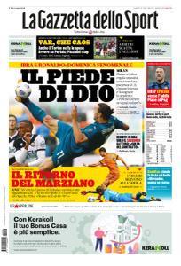 La Gazzetta dello Sport - 2 Novembre 2020