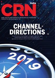 CRN India - February 2019