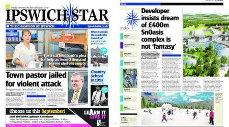 Ipswich Star – August 30, 2017