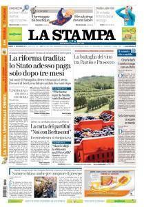 La Stampa Imperia e Sanremo - 11 Dicembre 2017
