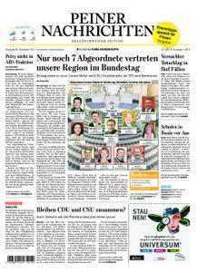 Peiner Nachrichten - 26. September 2017