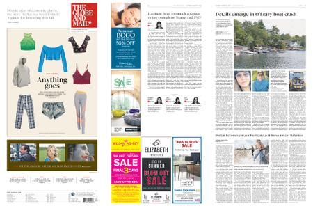 The Globe and Mail – August 31, 2019