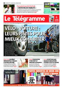 Le Télégramme Brest Abers Iroise – 01 octobre 2020