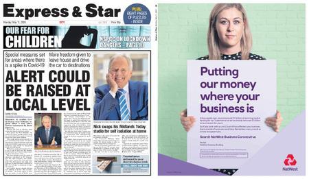 Express and Star City Edition – May 11, 2020