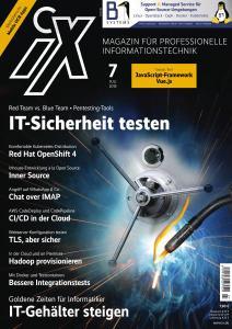iX Magazin - Juli 2019